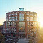 Atlas Copco head quarters in Sweden
