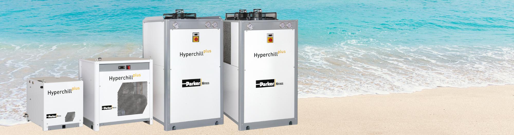 Parker hyperchill chillers - summer checklist